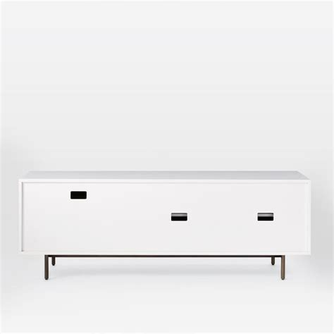 White Lacquer Media Cabinet by White Lacquer Media Console Homesfeed