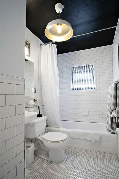 bathroom tiles black and white ideas 30 small black and white bathroom tiles ideas and pictures