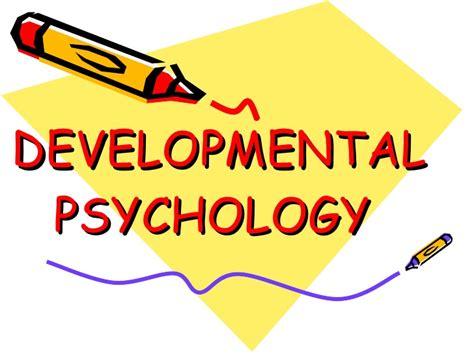 Lifespan Psychology Developmental Psychology G1