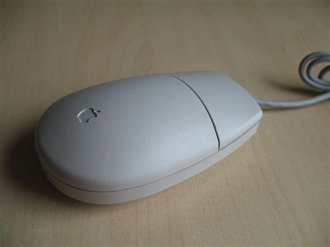 Mouse Apple Second mouse button