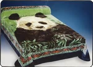 Korean mink luxurious thick virtual shopping panda bedding awsome