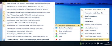 Power Plan Assistant For Windows 7 8 Features And Benefits