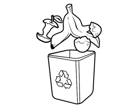 dibujos de reciclaje para colorear az dibujos para colorear dibujo de reciclaje org 225 nico para colorear dibujos net