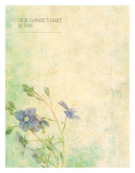 S Diary 1 magzine nu s diary