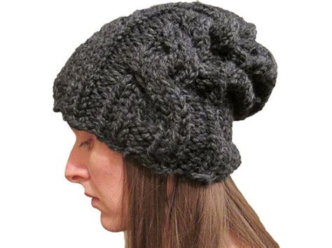 cable knit slouchy hat pattern 12 best images about knit slouchy hat s i on