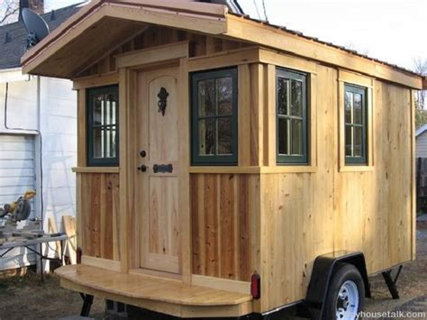 micro tiny house on wheels is the new off grid a guide to tiny houses