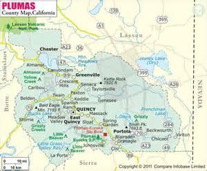 plumas county california map plumas county map map of plumas county california