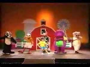 Barney The Backyard Gang Three Wishes Barney In Concert 2 Youtube