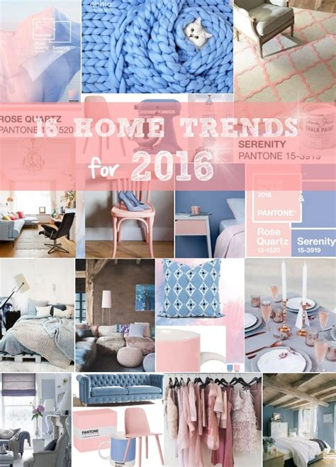 home design colors for 2016 16 home trends for 2016 decoholic