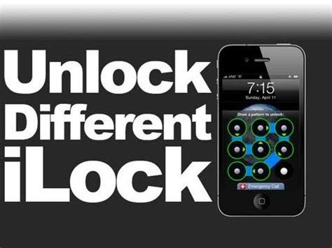 pattern unlock repo best android style unlock ilock iphone ipod touch