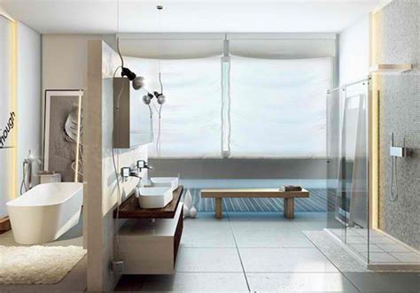 stylish modern bathrooms by moma design at salone