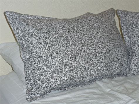 A Pillow Sham by Lebaron Interiors How To Make A Pillow Sham