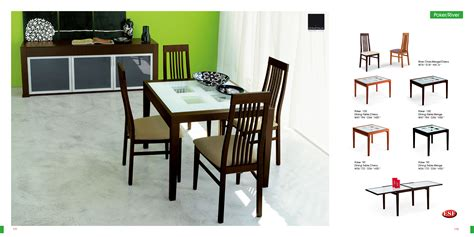 Modern Chair Dining Modern Dining Table Furniture Decobizz