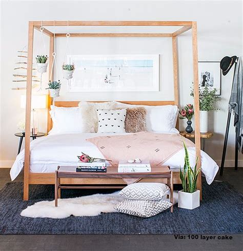 4 post bed 25 best ideas about 4 post bed on