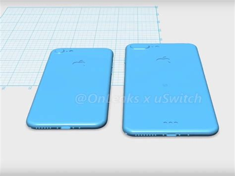 iphone 7 plus size iphone 7 and iphone 7 plus pro render shows design size difference and other features
