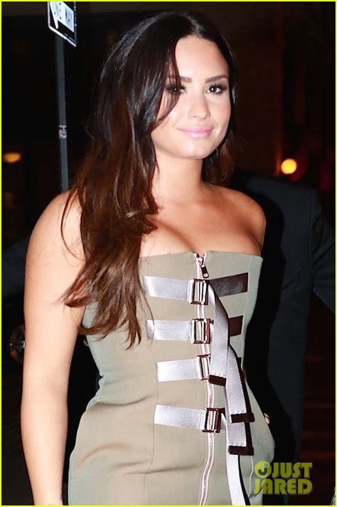 when is demi lovato s album coming out demi lovato stuns at her album release party in nyc photo