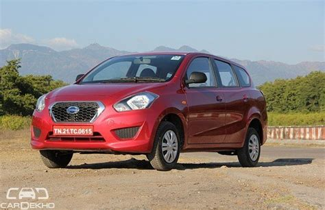 Spare Part Datsun Go Plus datsun go plus india s 1st compact family wagon