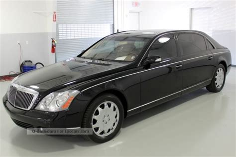 2008 maybach 62 partition export euro290000 net car photo and specs