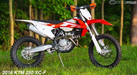 Ktm 450xc 2016 Ktm 250 Xc F 350 Xc F 450 Xc F Rides
