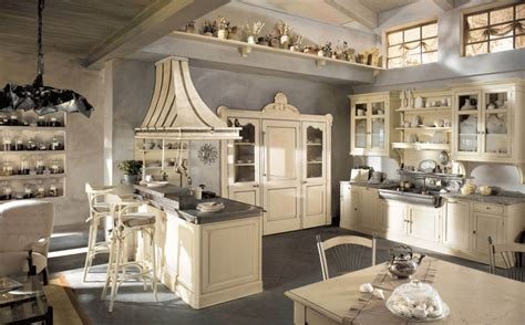 Country Chic Kitchen Ideas Country Chic Kitchen Dhialma 2 By Marchi Cucine Stylehomes Net