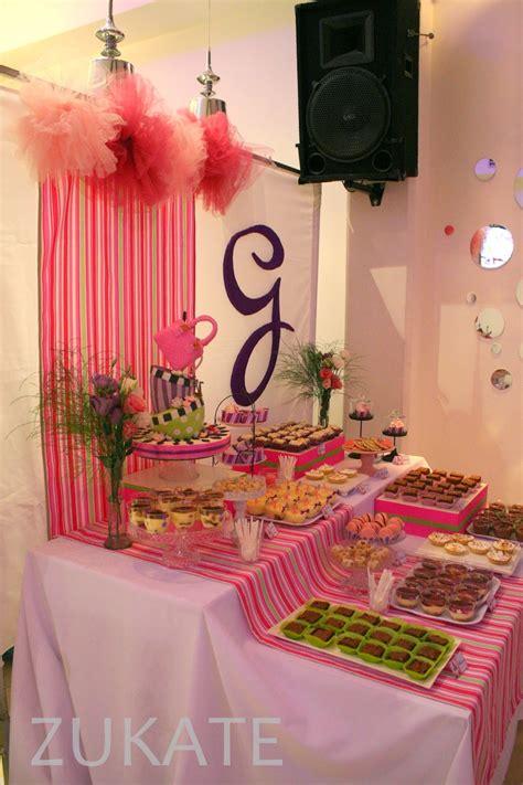 decoraci 243 n de fiestas decoracion cumple de 13 anos de cumplea 209 os para graciela zukate