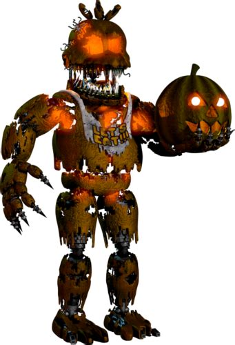Imagenes De Jack O Chica | nightmare chica five nights at freddy s wiki fandom