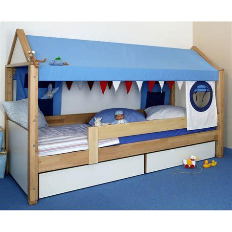 chambre enfant lit cabane lit cabane de breuyn secret de chambre