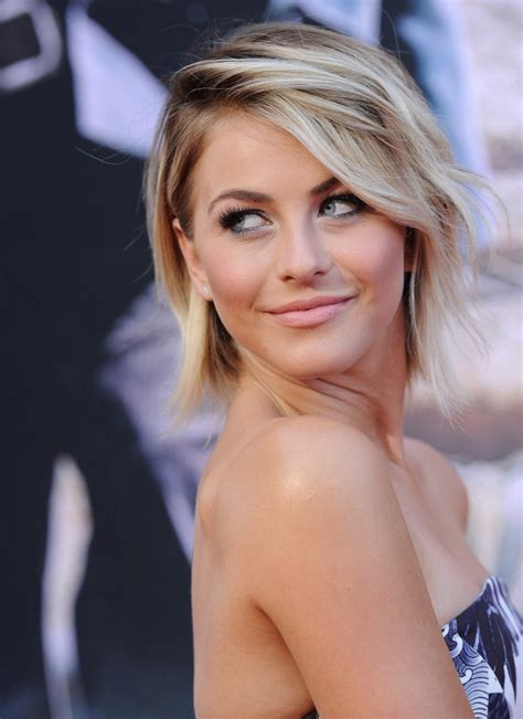 how to get julianne short haircut more pics of julianne hough layered razor cut 7 of 22