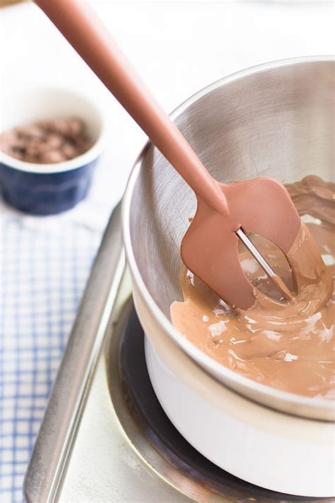 fundir chocolate como fundir el chocolate correctamente