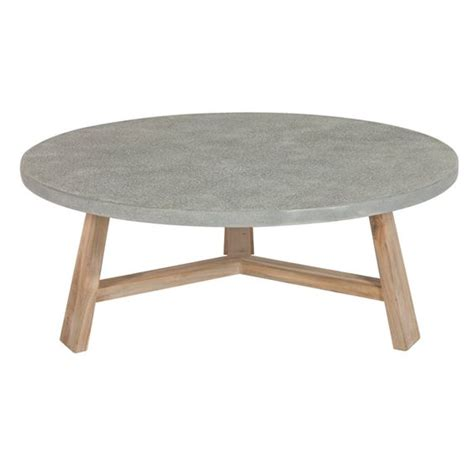 Concrete Coffee Table Top Concrete Coffee Table Could Build One Like This With A Shelf Underneath Furniture