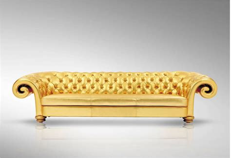 gold pattern sofa gold sofa solid wood l shape full leather sofa set for