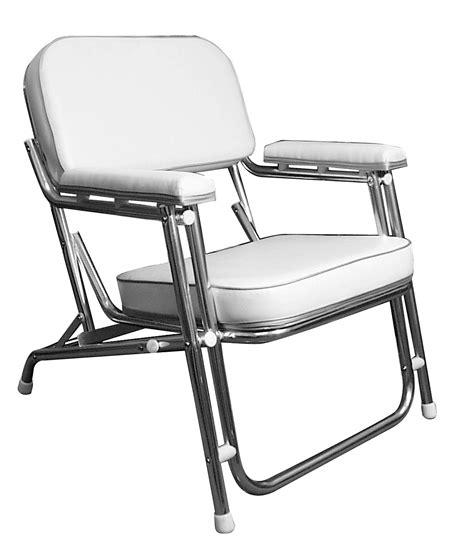 Marine Chairs folding deck chair cushion chair pads cushions