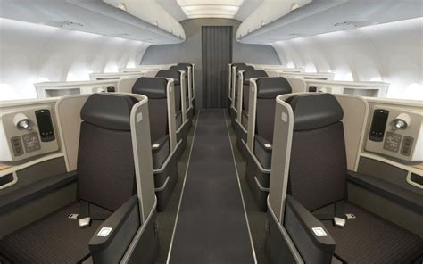 Aa Cabin by American Airlines New Aircraft Cabin Tour