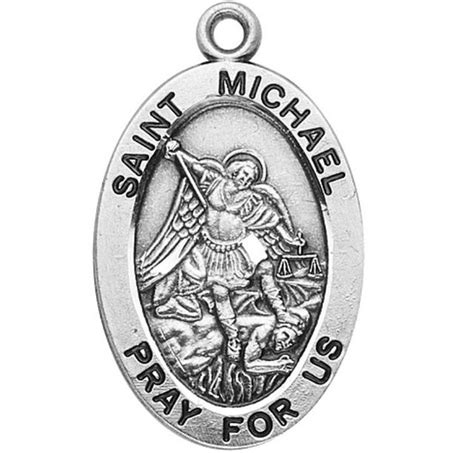 St Michael Medal For Officers by The Patron Of Is An