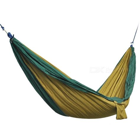 Hammock For Two Outdoor Parachute Fabric Hammocks For Two Persons 2 Sets