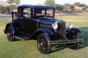 1930 ford model a coupe used by dillinger 82583