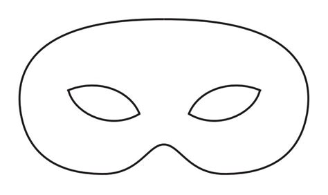 mask template mask templates to print printable 360 degree