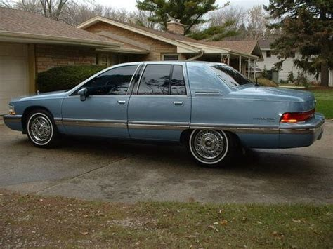 how to sell used cars 1992 buick roadmaster navigation system buy used 1992 buick roadmaster limited 4 door sedan 49k orig mi immaculate like new in