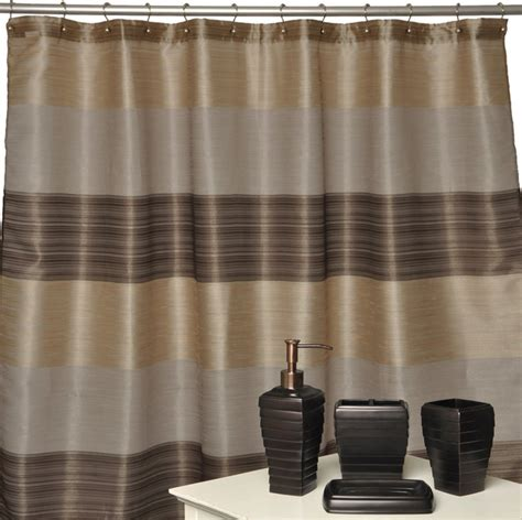 shower curtains and accessories set alys oil rubbed bronze bath accessory with shower curtain