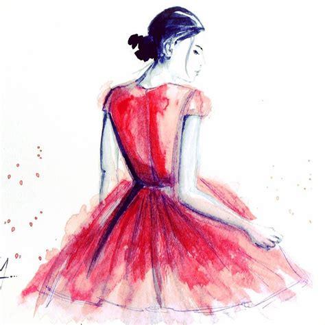 Blue Mood Paint Color ballerina 12 by steveheggenaquarelle on deviantart