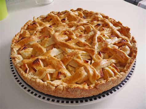 american pie kuchen american apple pie rezept mit bild alina1st