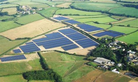 Major Uk Recording Studio Goes Green With Solar Power by Green Light For Solar Farm Near Lough Neagh Which