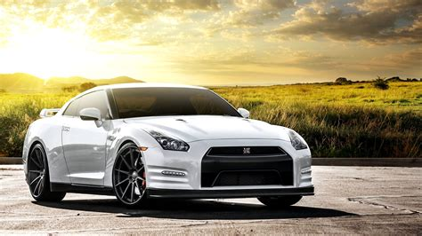 Nissan Gtr Wallpapers Hd Download