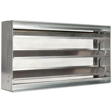 master flow block style 16 in x 8 in aluminum foundation