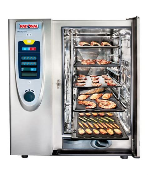 catering equipment combi steamer news the rational