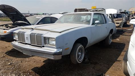 oldsmobile cutlass supreme junkyard find 1979 oldsmobile cutlass supreme the