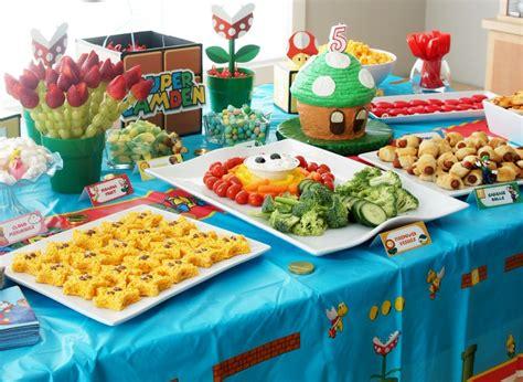dekorieren eines speisesaals buffet fingerfood f 252 r kindergeburtstag leckere rezepte und