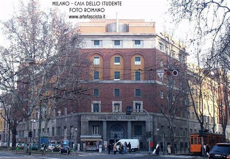 casa dello studente roma fascismo architettura arte