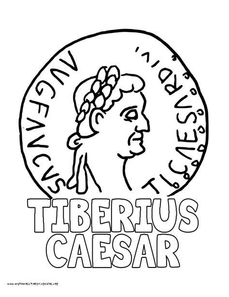 coloring pages world history free augustus caesar coloring pages