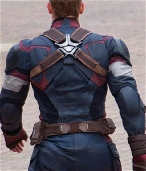 Toys Captain America Harness how it was made captain america 2014 edition smp designs